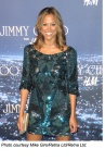 Stacey Dash in Blue
