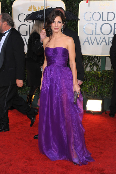 Sandra+Bullock+Dresses+Skirts+Evening+Dress+fyrUdEvriUAl