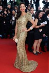 Rosario+Dawson+Dresses+Skirts+Beaded+Dress+Fug-F1S8N8fl