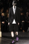 Comme des Garcons Homme Plus, Menswear, Fall Winter, Paris, 2014