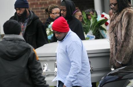 Tamir Rice Funeral