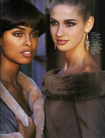 US ELLE Magazine 1991