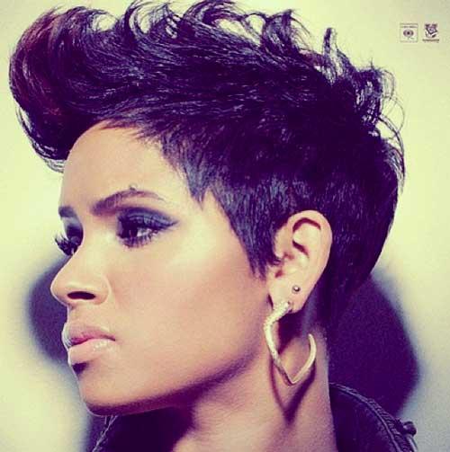 Swell Hot New Hairstyles For Black Women Messymandella Short Hairstyles Gunalazisus