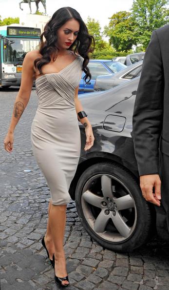 Megan+Fox+Dresses+Skirts+Cocktail+Dress+7LXPaFAo3f3l