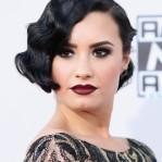 Demi+Lovato+Makeup+Dark+Lipstick+3ifh6PlE9I4l