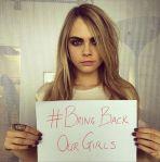 Cara-Delevingne-support-the-bring-back-our-girls