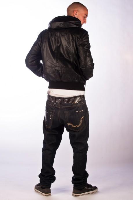 mens-black-leather-hooded-jacket-dino-2
