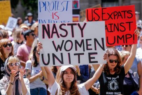 melbournewomenprotest
